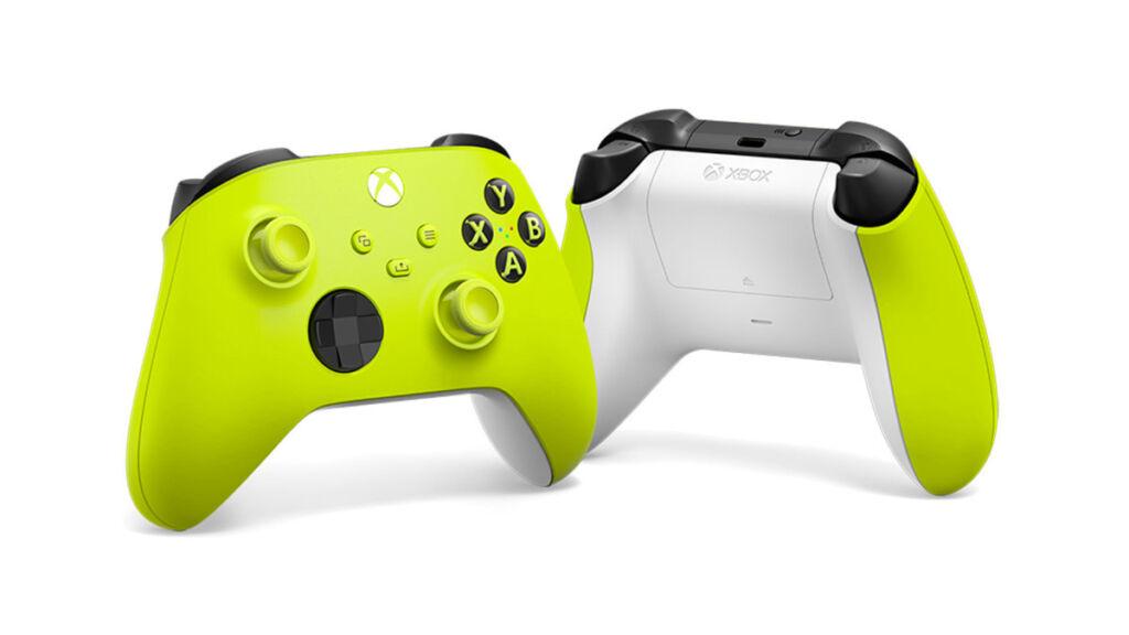 Electric Volt Xbox
