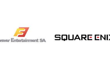 Forever Entertainment Square Enix
