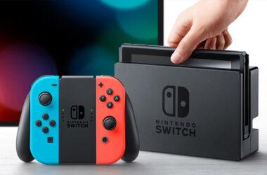 Nintendo Switch EE.UU