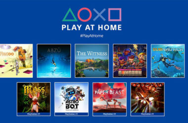 Play At Home March
