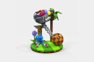 Sonic Figurine 5