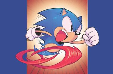 Sonic cómic 30° aniversario