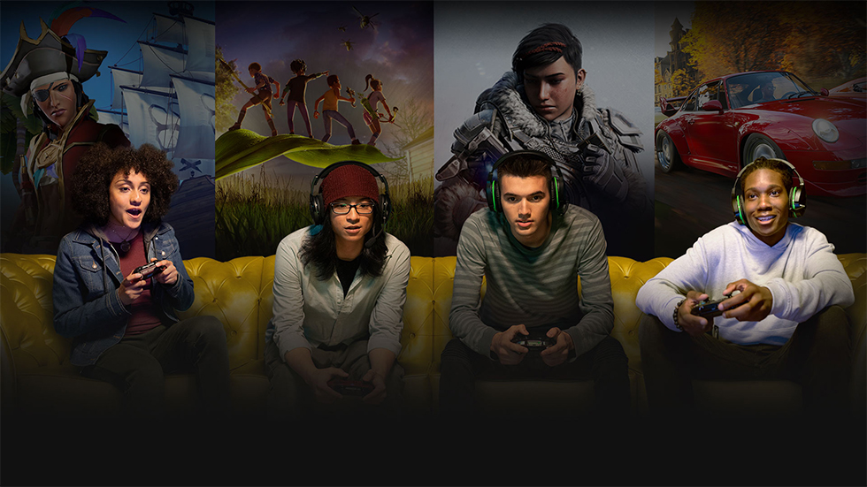 Xbox Online Multiplayer