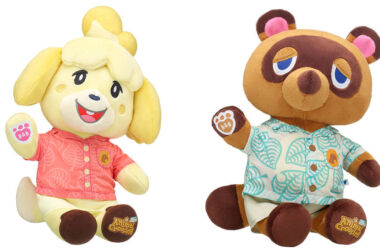 Build-a-Bear Animal Crossing