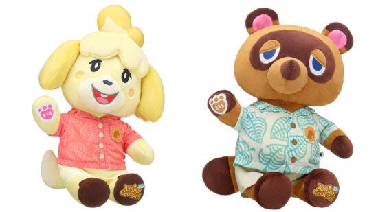Build-a-Bear Animal Crossing