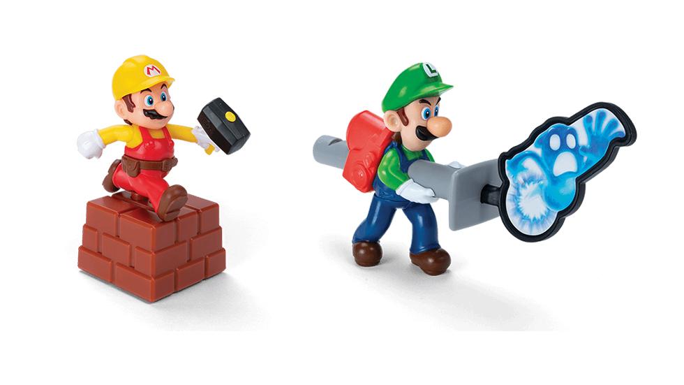 Burger King Nintendo Colección 2