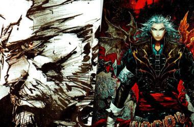 Castlevania & Metal Gear registro