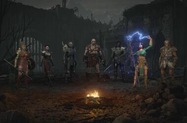 Diablo II Resurrected Alpha