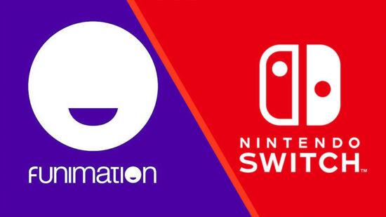 Funimation Nintendo Switch México