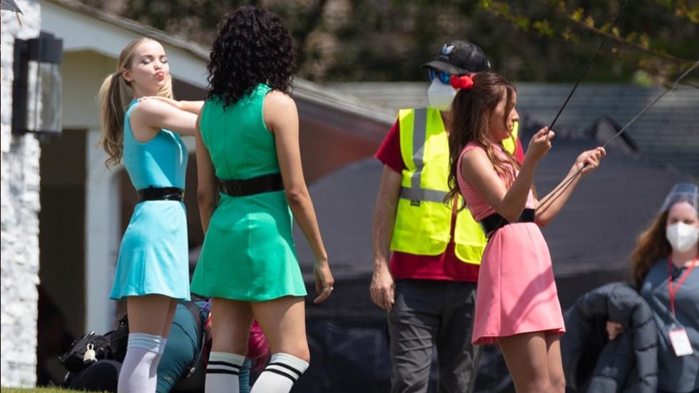 Las Chicas Superpoderosas Live-Action 1