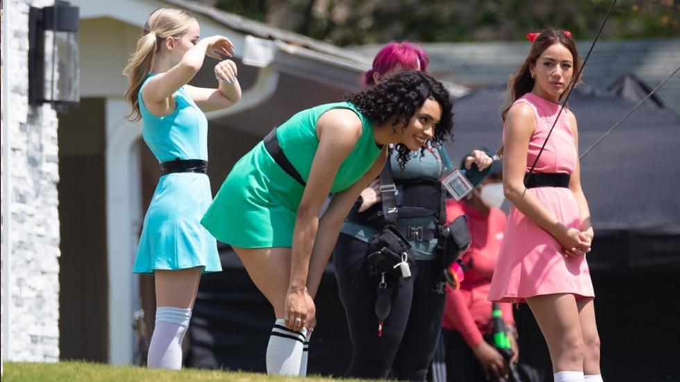 Las Chicas Superpoderosas Live-Action 3