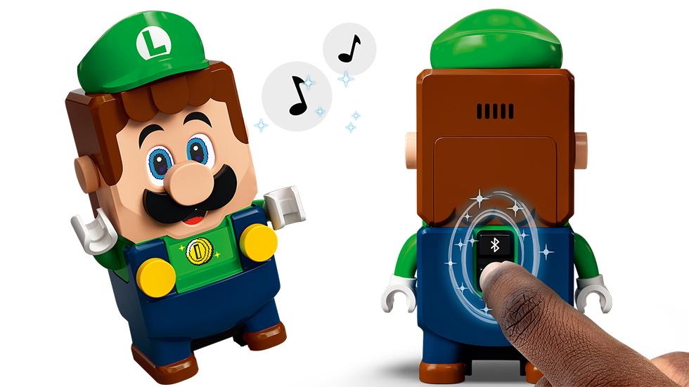 LEGO Super Mario Adventures
