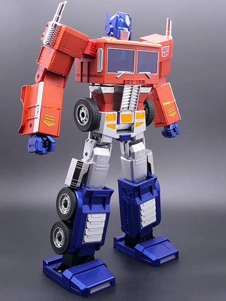 Merch Diggers Hasbro Optimus Prime