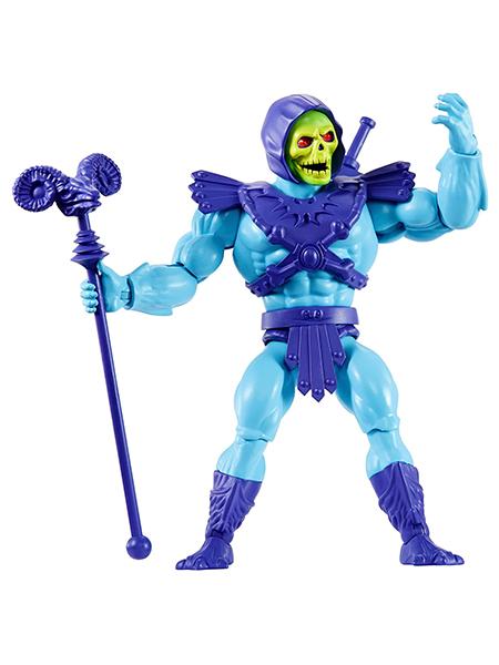 Los Maestros del Universo Skeletor