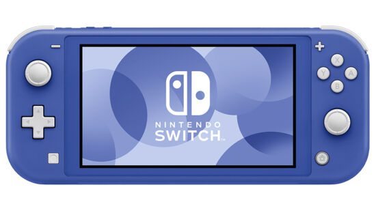 Ninendo Switch Blue Color