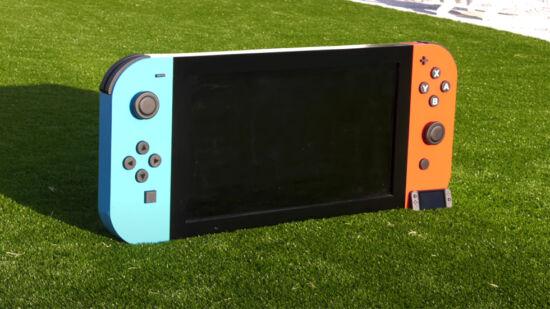Nintendo Switch Gigante