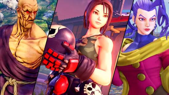 Oro Akira Rose Street Fighter V