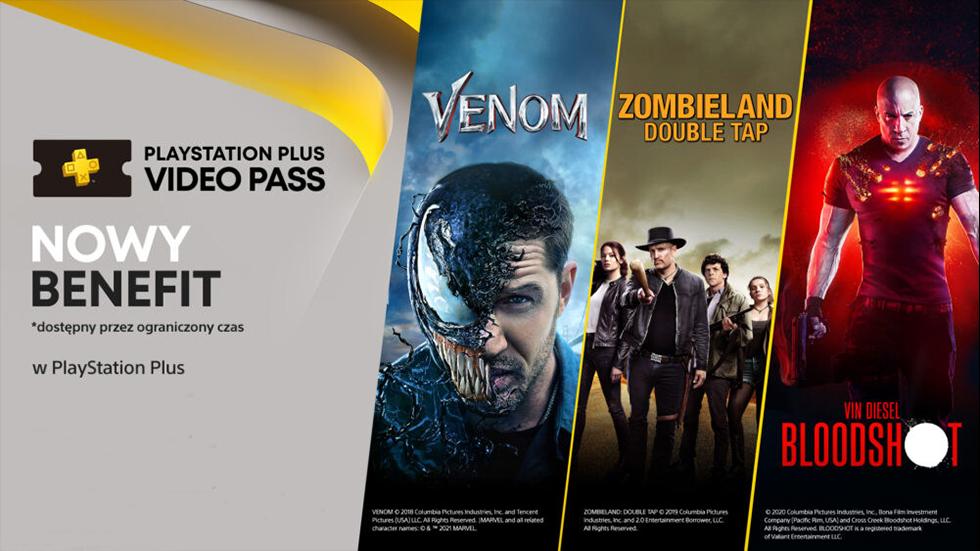 PlayStation Plus Movie Pass
