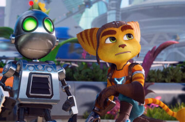 Ratchet & Clank Rift Apart Gameplay