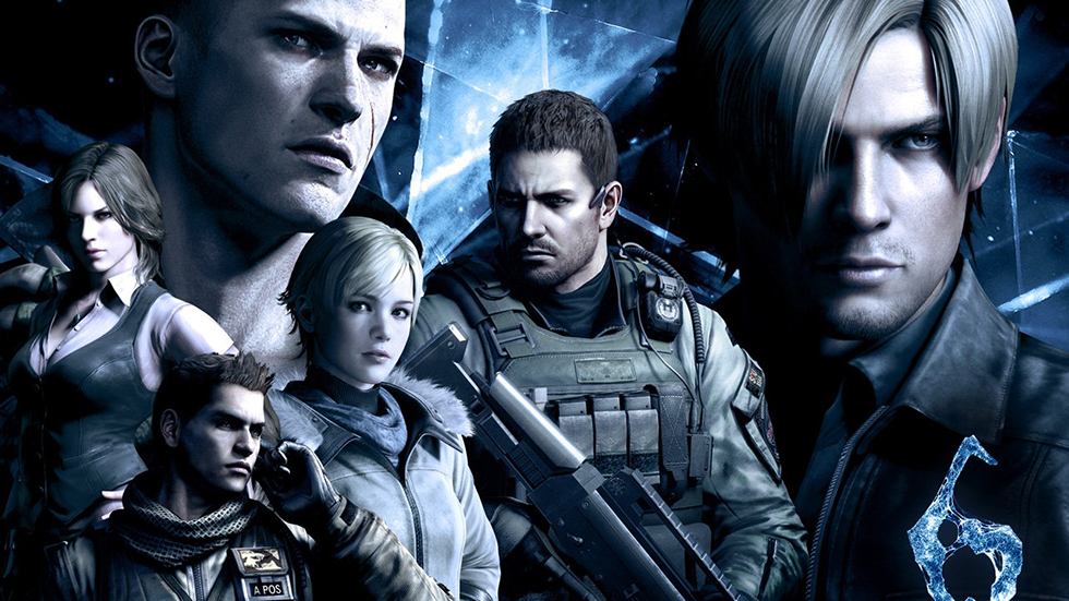 Resident Evil live-action