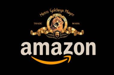 Amazon MGM Logo