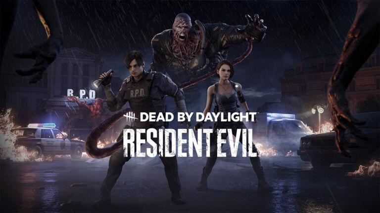 Dead by Daylight x Resident Evil