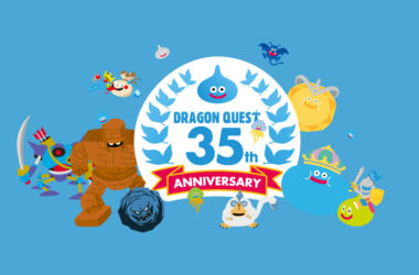Dragon Quest 35° aniversario