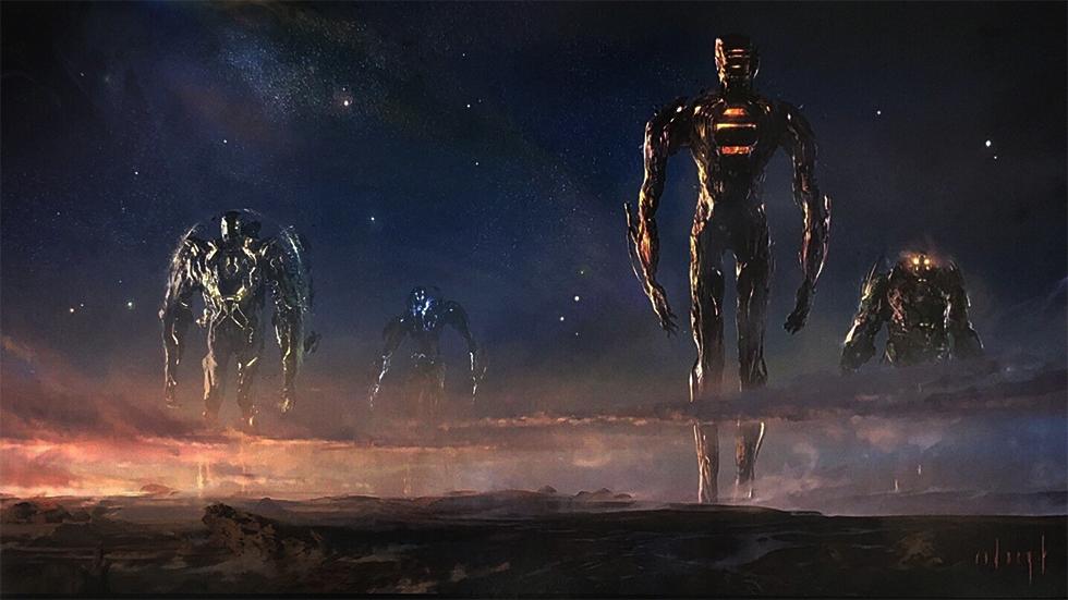 Eternals 2021