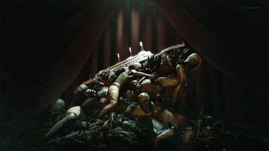 Layers of Fear 2 Nintendo Switch