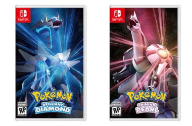Portada Pokémon Diamond Pearl