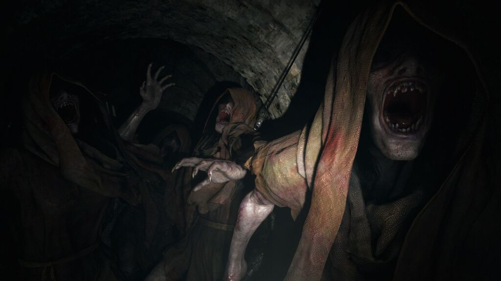 Moroaica Resident Evil Village