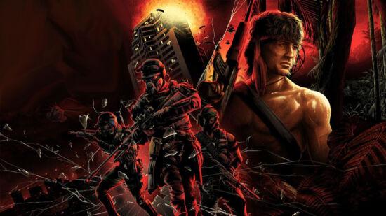 Rambo Warzone