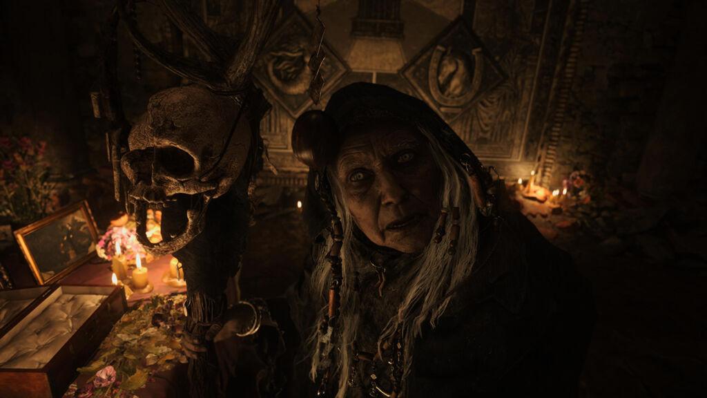Witch Resident Evil Village