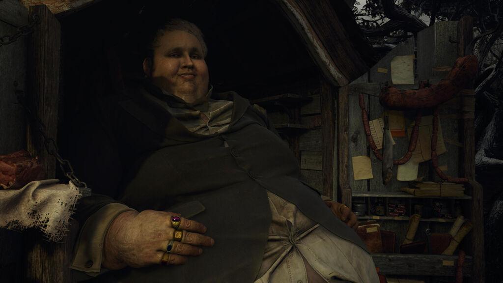 The Duke Resident Evil Village