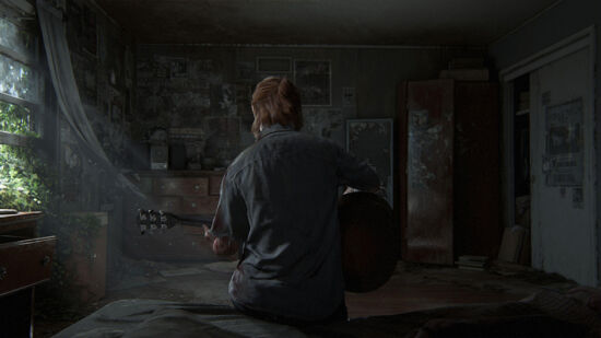 The Last of Us Part II Patch