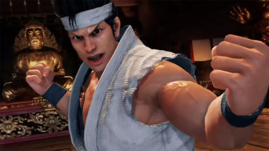 Virtua Fighter 5 remake