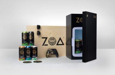 Xbox Series X refrigerador
