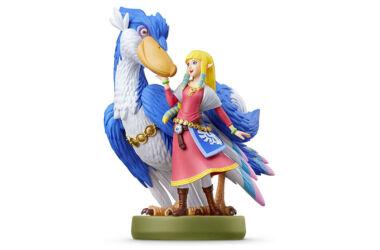 Zelda Loftwing amiibo