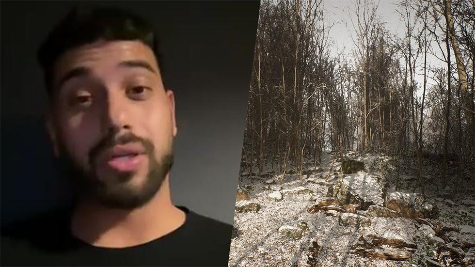 Abandoned Hasan Kahraman