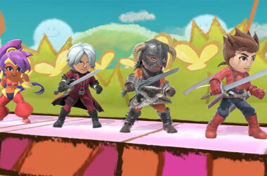 Dante Super Smash Bros