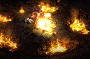 Diablo II Resurrected 2021