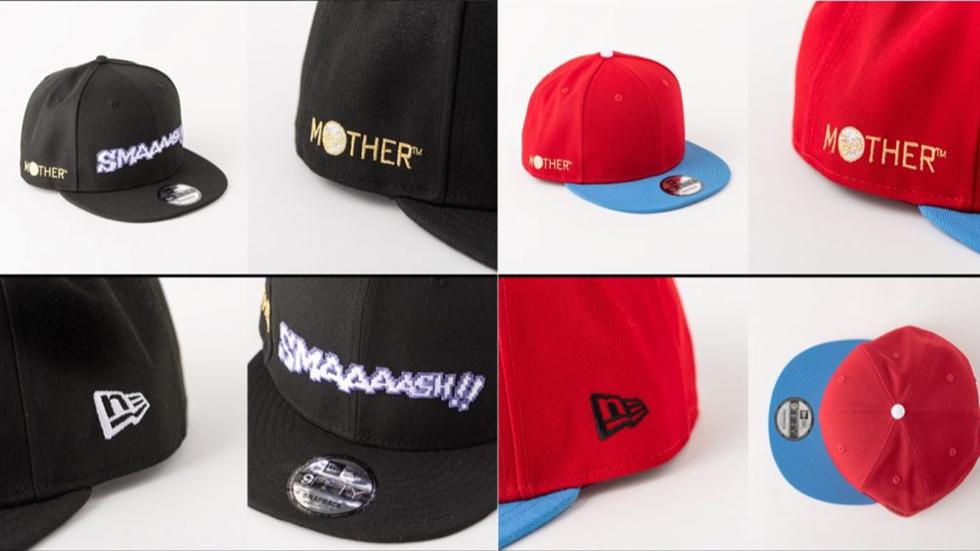 EarthBound Caps