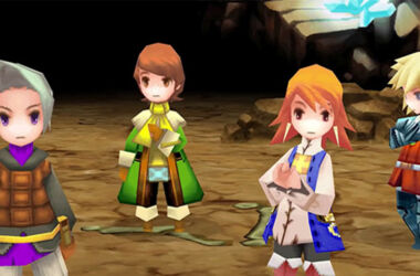 Final Fantasy III & IV 3D