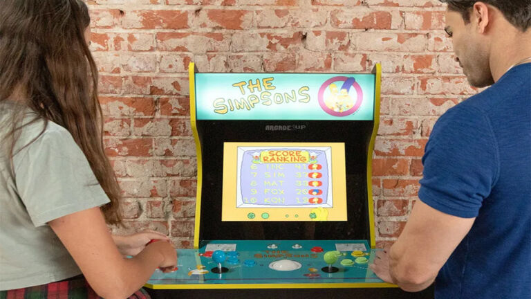 The Simpsons Arcade (1)