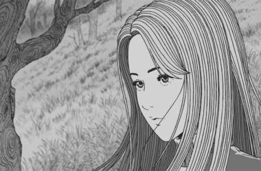 Uzumaki anime teaser