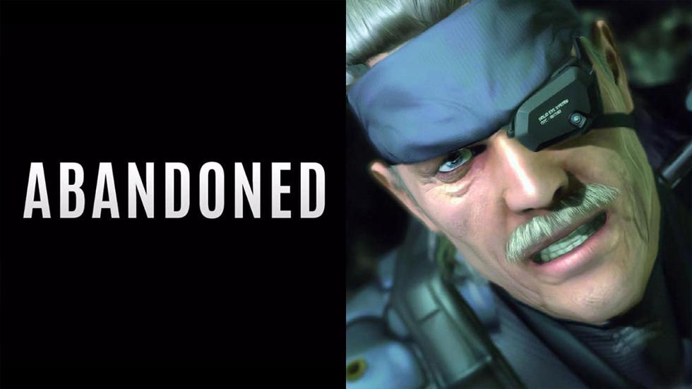 Abandoned Metal Gear