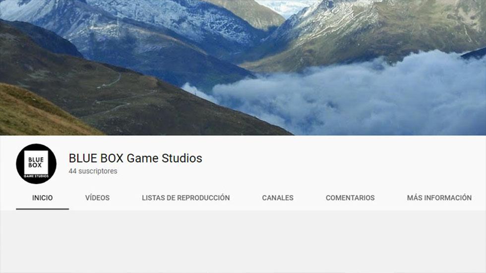 Blue Box Game Studios YouTube