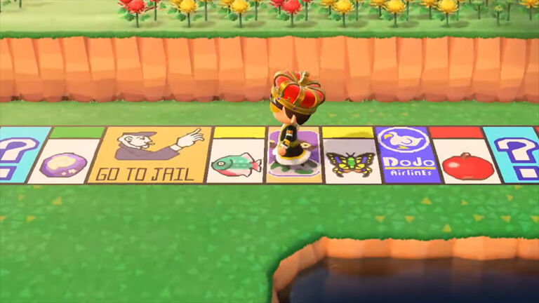 Monopoly Animal Crossing fanmade