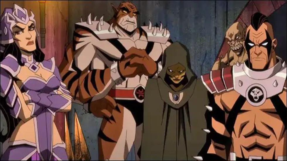 Mortal Kombat Legends - Battle of the Realms