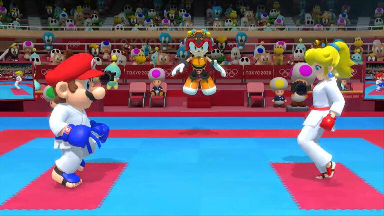 Nintendo Olímpicos Tokio